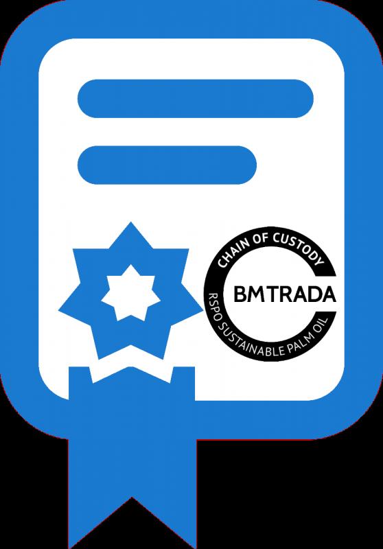 RSPO Certificate Icon