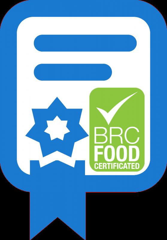 BRC Certificate Icon
